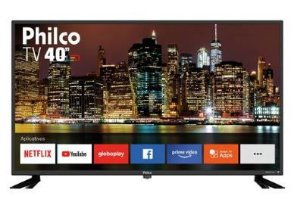 "Tv Philco 40"" PTV40M60S Smart Netflix"