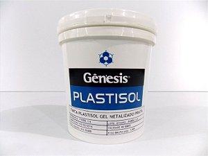 TINTA  PLASTISOL GEL METALIZADO -  P.48