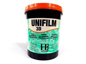 EMULSÃO UNIFILM 3D - 900ML - PRÉ-SENSIBILIZADA - HB