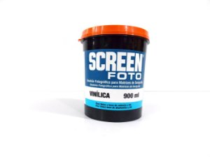 EMULSÃO SCREEN FOTO VINÍLICA AZUL 900ML - HB