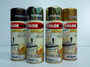 Jet Metalik Color 350ml