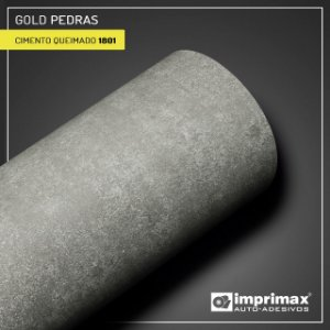 VINIL GOLD PEDRA 25M