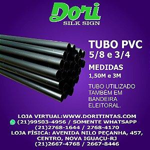 TUBO PVC / TUBETE - VARA C/ 3M