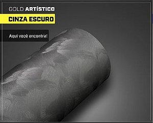 VINIL GOLD ARTISTICO C/ 1,22 DE LARGURA - ( METRO )