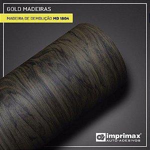 VINIL GOLD MADEIRA DEMOLIÇÃO C/ 1,22 DE LARGURA ( METRO )