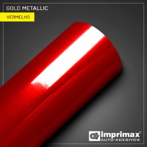 VINIL GOLD METALLIC ( METRO ) 1,06M DE LARGURA