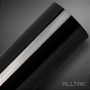 VINIL ADESIVO BLACK PIANO (METRO) ALLTAK 1,38M DE LARGURA - TUNING