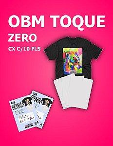 OBM toque zero - PACOTE C/10 FLS