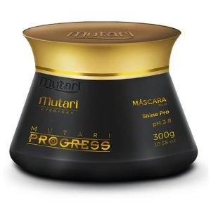 Máscara Shine Pro Mutari Progress 300g