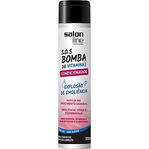 Condicionador SOS Bomba De Vitaminas 300 ml