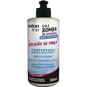 Creme para Pentear - S.O.S Bomba de Vitaminas 500ml