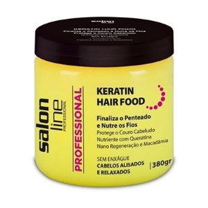 Pomada Hair Food Nutrition 380gr Professional