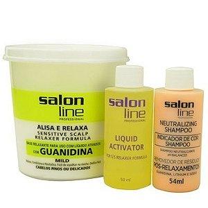 Guanidina Salon Line Tradicional - Mild