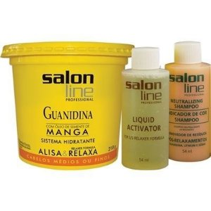 Guanidina Salon Line Manga - Regular