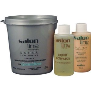 Guanidina Salon Line Extra Conditioning - Regular