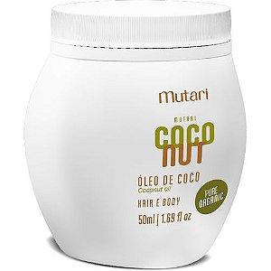 Óleo de Coco Coconut Mutari 40ml