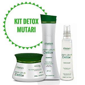 Kit Mutari Detox Completo
