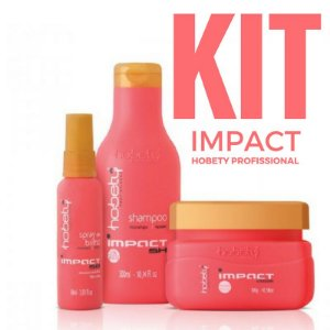 Kit Impact Hobety Profissional Completo