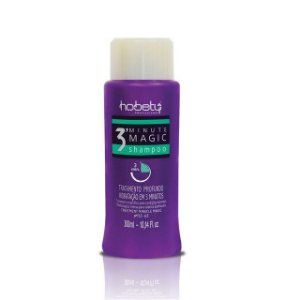 Shampoo 3' Minute Magic Hobety Professional