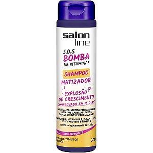 Shampoo Matizador SOS Bomba de Vitaminas 300ml