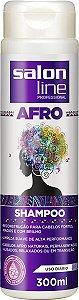 Shampoo Profissional Afro 300 Ml