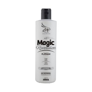 Matizador Magic Revolution Gloss Platinium 500ml