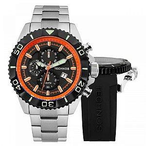 Relógio Technos Masculino Performance Acqua OS10EN/1P