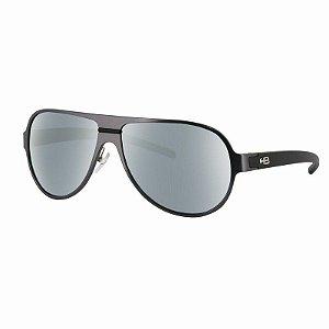 Óculos De Sol Hb Freeride Graphite Metallic Espelhado