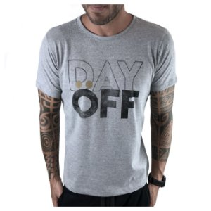 T-Shirt Day Off Mescla