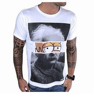 T-Shirt Homer Einstein