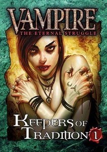 VTES - Keepers of Tradition - Bundle 1