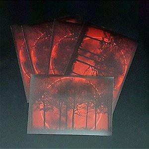 Shields Poker Size Lua Sangrenta - 50 Unidades
