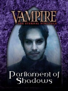 VTES - Starter Parliament of Shadows (Lasombra)