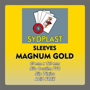Sleeves Magnum Gold