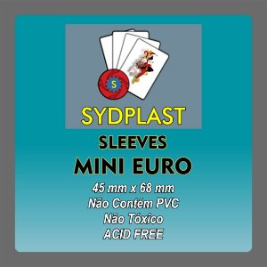Sleeves Mini Euro