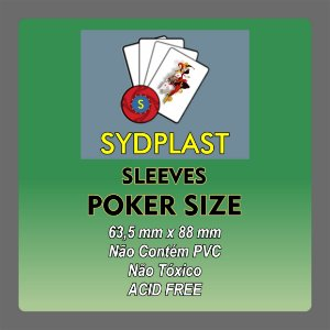 Sleeves Standard Poker Size