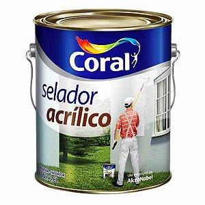 SELADOR ACRILICO 5202615 3,6L                CORAL