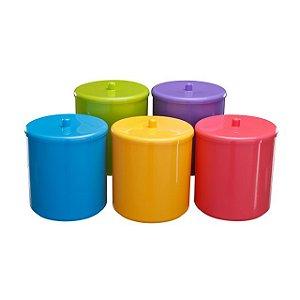 Cesto para Lixo 6 litros Plástico Astra