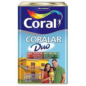 *NOVIDADE* Tinta Acrílica Coralar Duo Interna e Externa Coral 18 litros