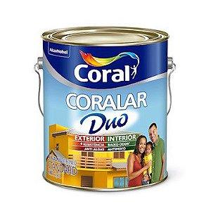 *NOVIDADE* Tinta Acrílica Coralar Duo Interna e Externa Coral 3,6 litros