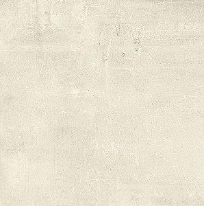 PORCELANATO CINZA 70X70 LONDRES BLANC BRILHANTE DELTA BORDA RETA (RETIFICADO)