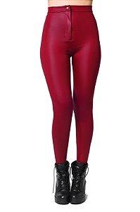 Calça marsala Hot Pants