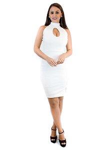 Vestido Gota Off White