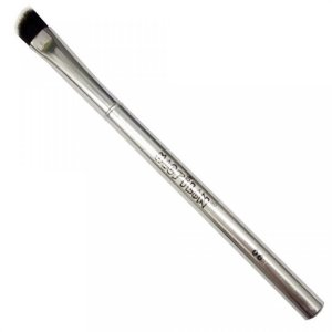 Pincel Profissional Chanfrado para Sombra Linha Silver Macrilan S-06