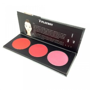 Paleta de Blush Profissional Playboy HB84136