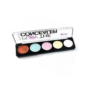 Paleta de Corretivo Facial Play The Concealer Luisance L3005 - Cor 2