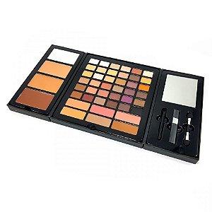 Kit Maquiagem Natural Skin Jasmyne V780B