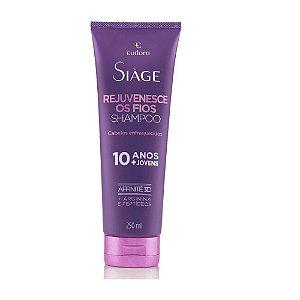 Shampoo Eudora Siàge Rejuvenesce os Fios 250ml