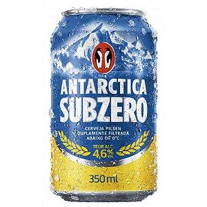 Cerveja SubZero Antarctica