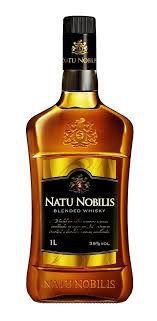 WHISKY NATU NOBILIS 1.LITRO